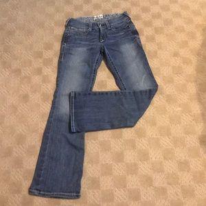 Size 27R Ariat Jean